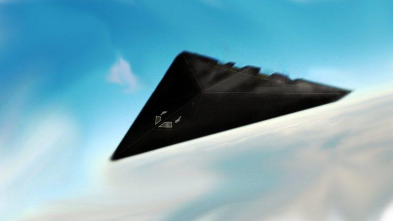 contoh teks deskripsi tentang pesawat