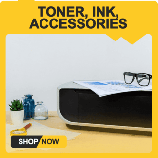 Toner, Ink and Accessories