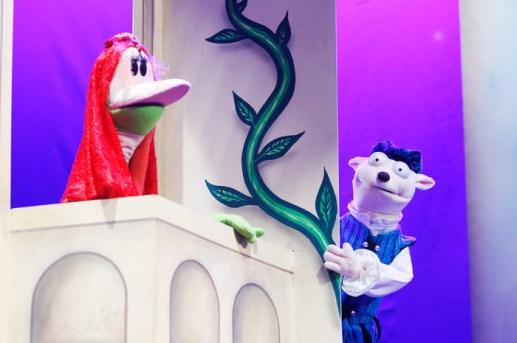 Romeo y Julieta en la versión teatral de 31 minutos.
