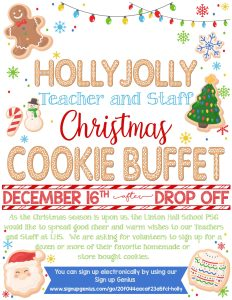 Holly Jolly Christmas Cookie Flyer scaled - Holly Jolly Christmas Cookie Flyer