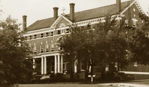 Linton Hall 1945 - Linton Hall 1945