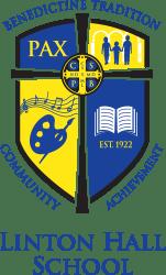 Linton Hall logo - Linton-Hall-logo