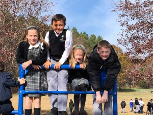 kids on playground - kids on playground