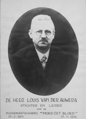 LOUIS VAN DER AUWERA