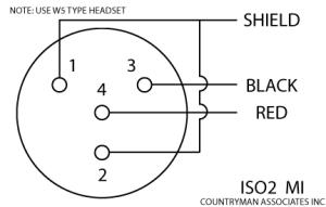 Need help with TA4F 4 pin mini XLR to 35mm  Audio