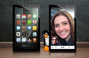 смартфон на базе KDE Plasma Mobile