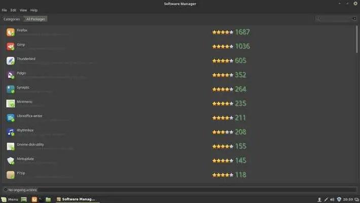 Linux Mint 18 1