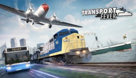 Transport Fever launches on Steam for Linux, Mac and PC