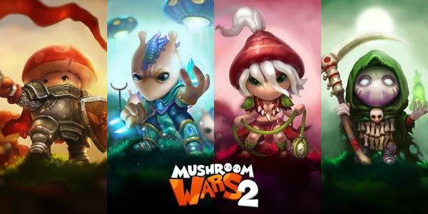 mushroom wars 2 fast paced rts now closed beta with signup available