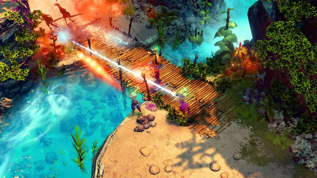 Nine Parchments announced from frozenbyte screenshot 01