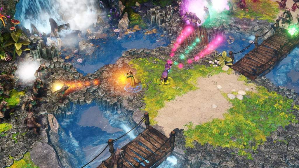 Nine Parchments announced from frozenbyte screenshot 03
