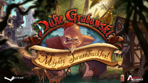 Duke Grabowski: Mighty Swashbuckler releases on linux