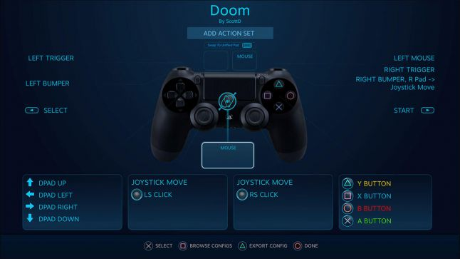 DualShock 4 support is coming to Steam