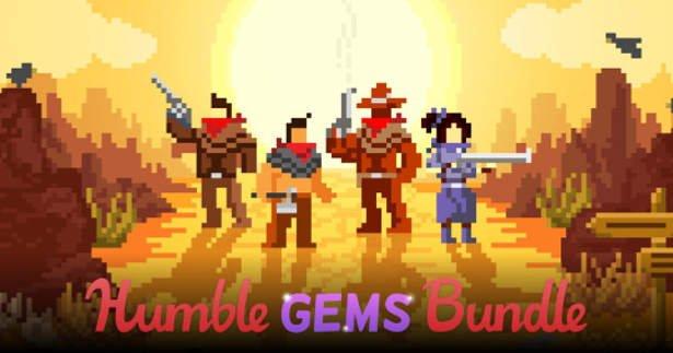 Humble Gems Bundle releases linux mac pc