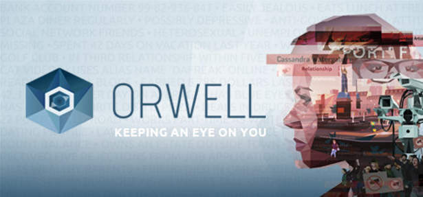 orwell the investigative game makes a native debut on Steam