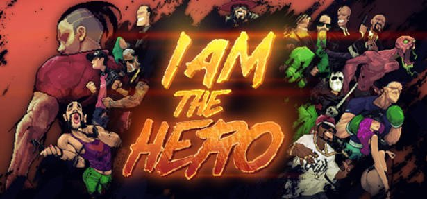 i am the hero beat em up releases on steam linux mac pc