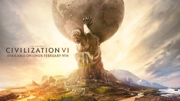 civilization vi launch on linux with discount thanks to aspyr media