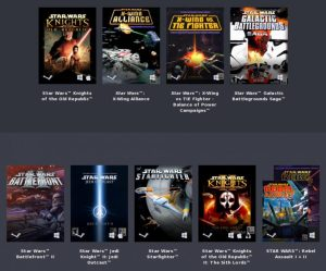 star wars humble bundle 3 pay what you want linux mac pc