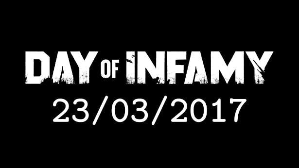 day of infamy official release date announced linux mac pc