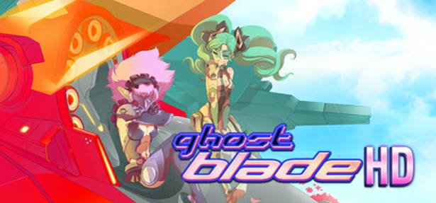 ghost blade hd shoot em up release coming this week on steam