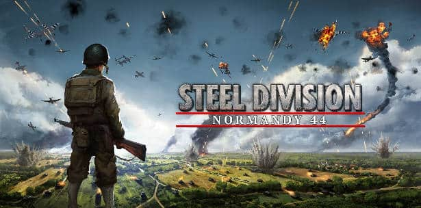 steel division: normandy 44 real-time strategy coming paradox and eugen Systems