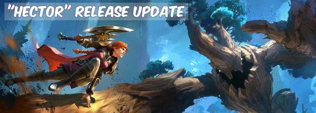 albion online hector update launch day linux games