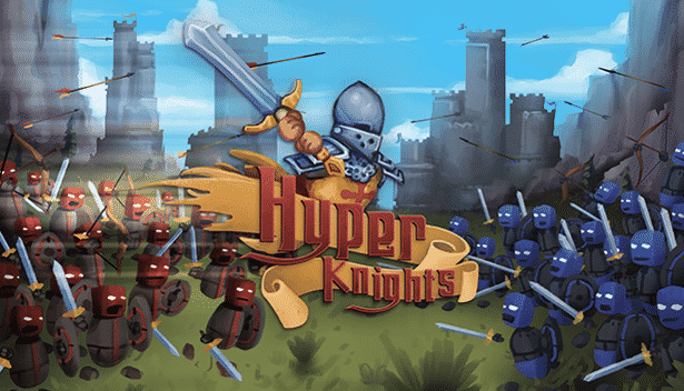 hyper knights slash medieval action gets multiplayer linux mac windows games