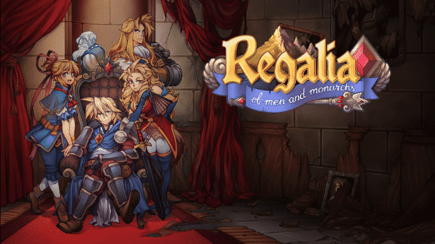 regalia: of men and monarchs debuts on Linux in gaming news
