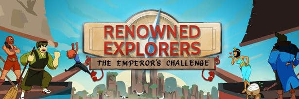 the emperor's challenge cast for renowned explorers in linux gaming news
