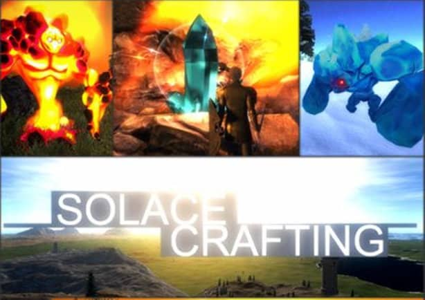 solace crafting survival rpg coming to linux gaming 2017