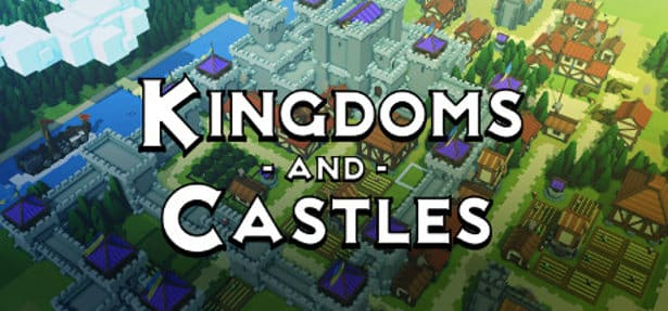 kingdoms and castles city builder releases linux mac windows games