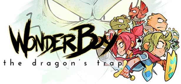 wonder boy: the dragon's trap hits linux mac in windows games