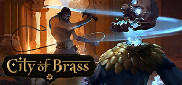 "city of brass roguelite action considering"" linux windows games steam"