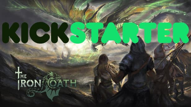 the iron oath tactical rpg hits kickstarter linux mac windows games