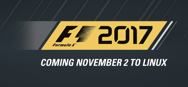 f1 2017 officially racing releases today in linux games 2017