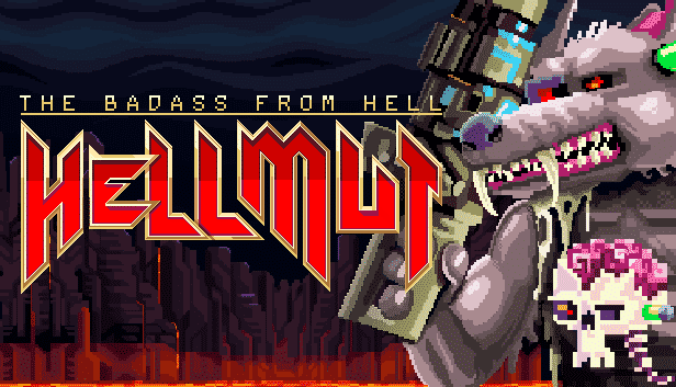 Hellmut: The Badass from Hell coming to Linux and Windows games