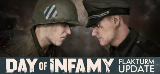 day of infamy free flak tower update launches in linux mac windows games on steam