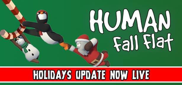 human: fall flat will have new multiplayer lobby ubuntu linux mac windows games 2017