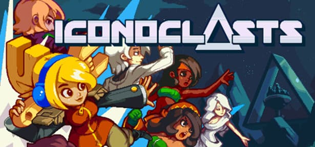 iconoclasts 2d metroidvania games big debut linux mac windows