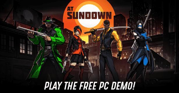 at sundown deathmatch demo impressive for linux mac windows games