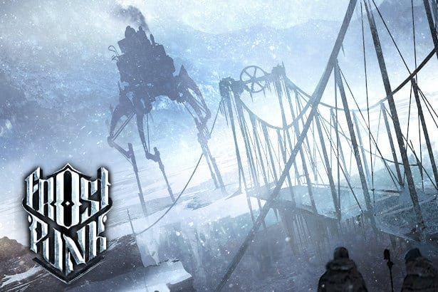 frostpunk games update for linux support beside mac and windows