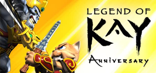 Legend of Kay Anniversary games release for linux mac wndows