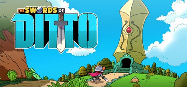the swords of ditto 2d roguelite rpg releases in linux mac and windows games