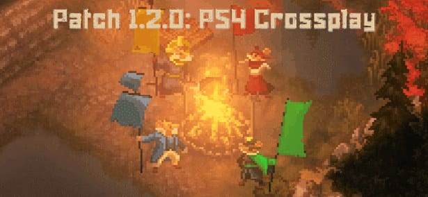 tooth and tail rts crossplay is now live for linux mac windows ps4
