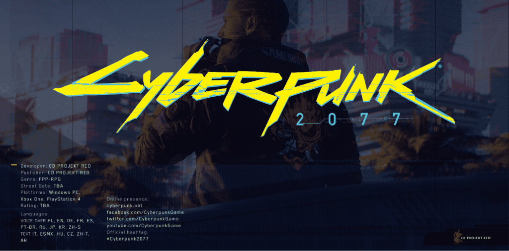 cyberpunk 2077 open world rpg windows pc platform support no linux