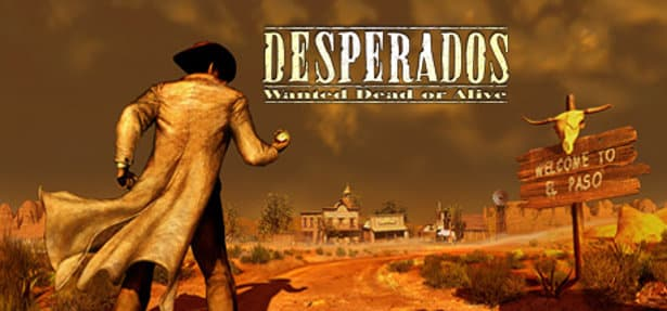 desperados wanted dead or alive western isometric strategy releases on linux and mac