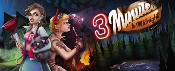 3 minutes to midnight adventure announcement for linux mac windows