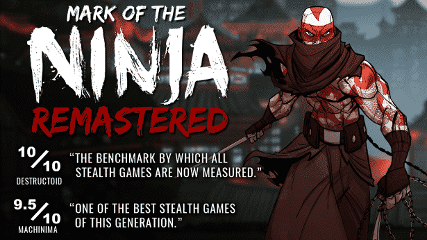 mark of the ninja remastered release date for linux mac windows