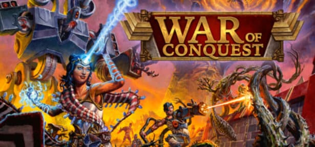 war of conquest gets early access release date for windows linux