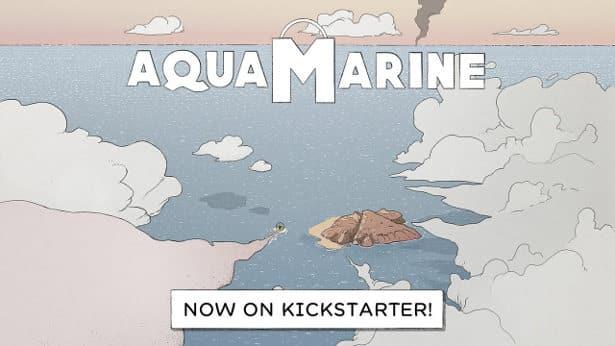 aquamarine kickstarter now has a linux demo